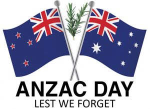 Anzac Day - Stockholm Event @ Oxen Restaurant